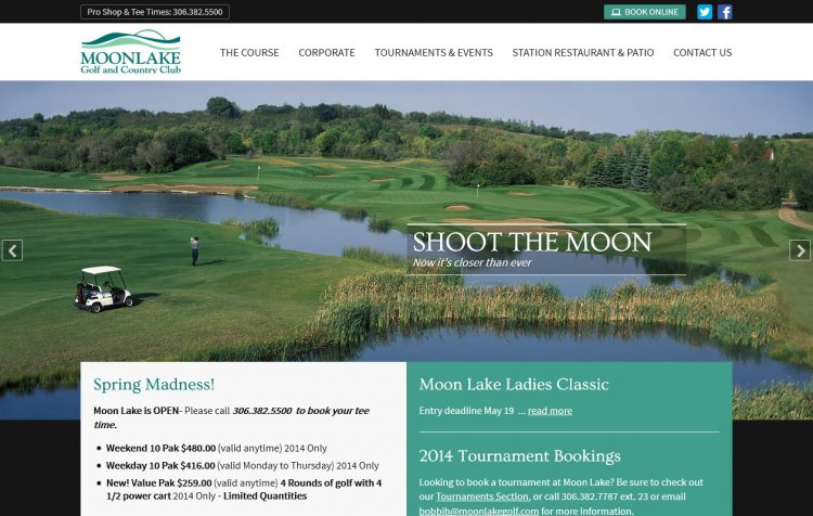 Moonlake Golf & Country Club